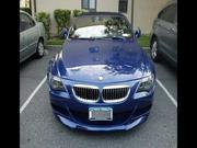2007 BMW BMW M6 Base Coupe 2-Door