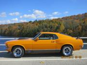 1970 Ford Mustang Ford Mustang Mach 1 Pro Touing